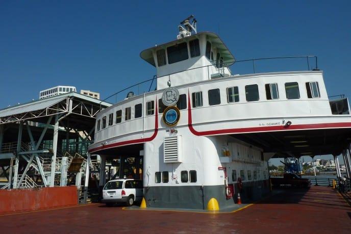 Algiers Ferry - 2012 87/366