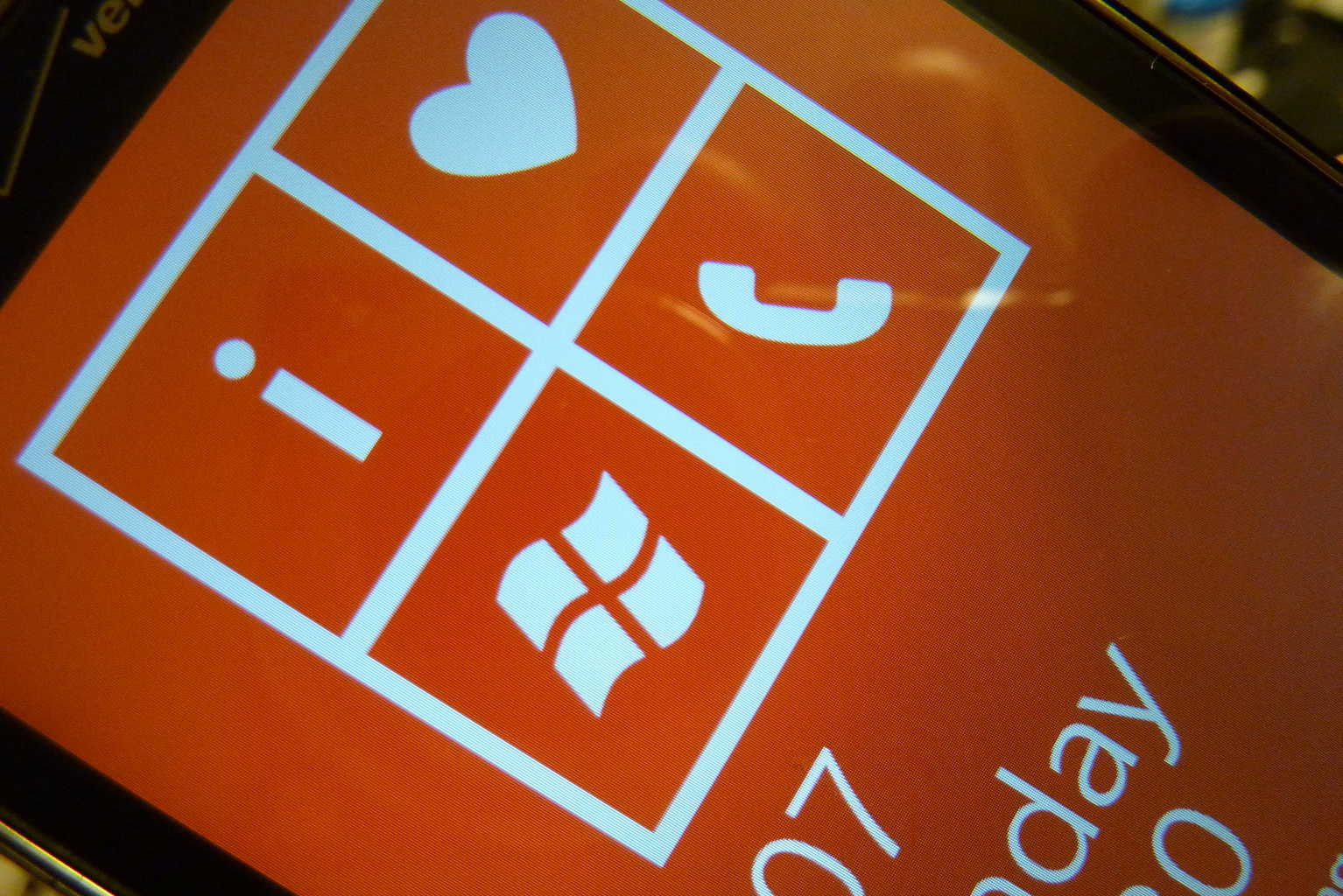 I Heart Windows Phone - 2012 212/366