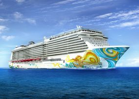 Norwegian Getaway WebCam (Winter 2014)