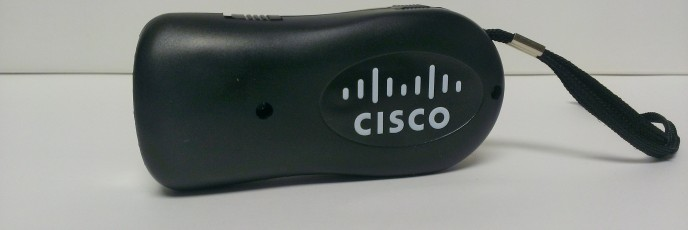 Cisco Hand-Powered Flashlight - 2013 87/365