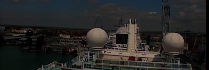Royal Princess Bridge Cam