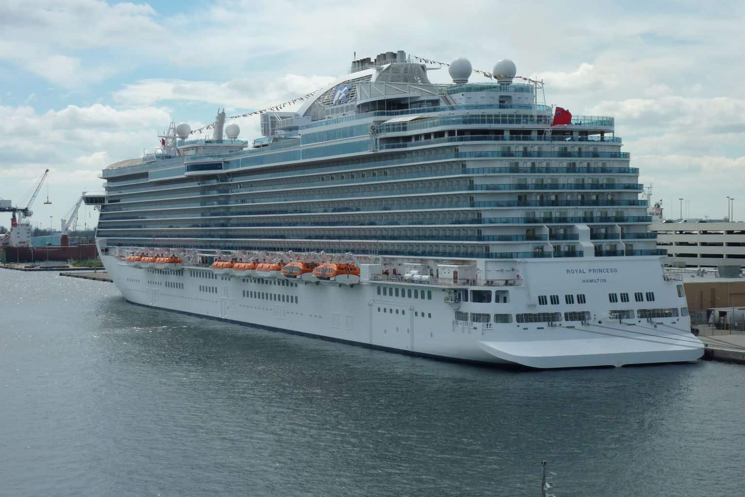 Royal Princess Cruise Recap Part 1  Fort Lauderdale