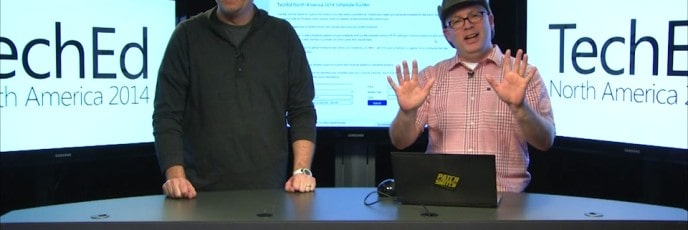 2014 TechEd Countdown Show Episode 10
