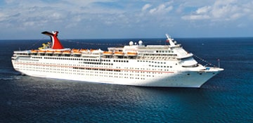 Carnival Cruise Lines Webcams Attack Of The 50 Ft Tiki