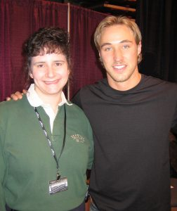 Kristin and Kyle Lowder