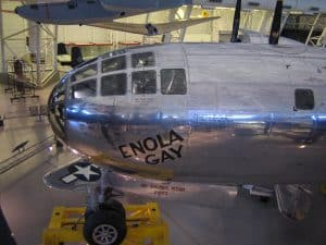 B-29 Superfortress -- Enola Gay