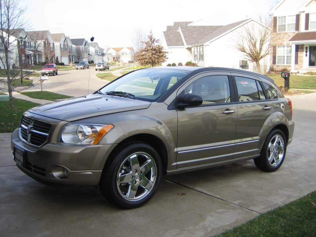Scott's New Dodge Caliber R/T