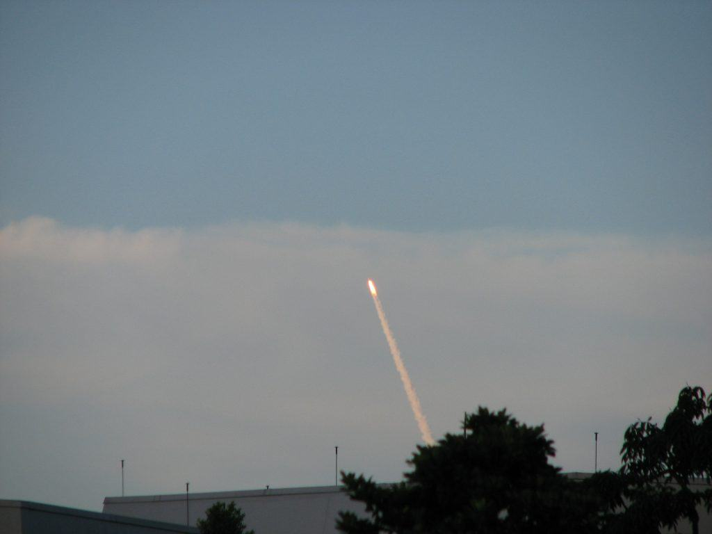 Space Shuttle Atlantis Launch (STS-117)