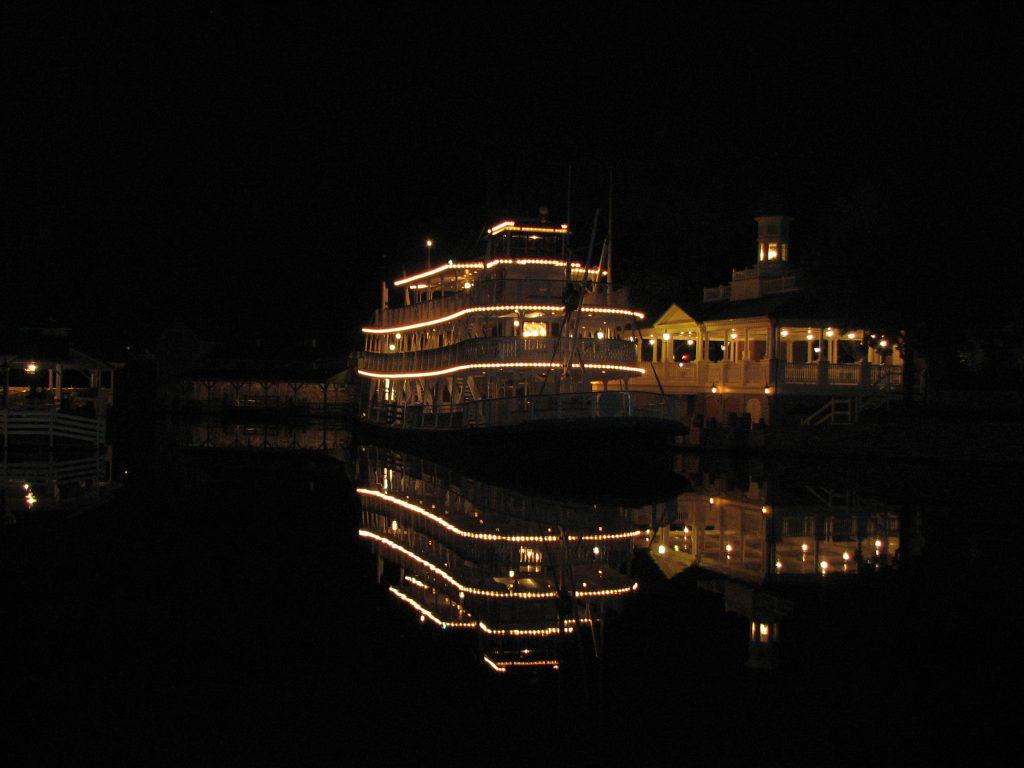 Reflections of the Liberty Belle