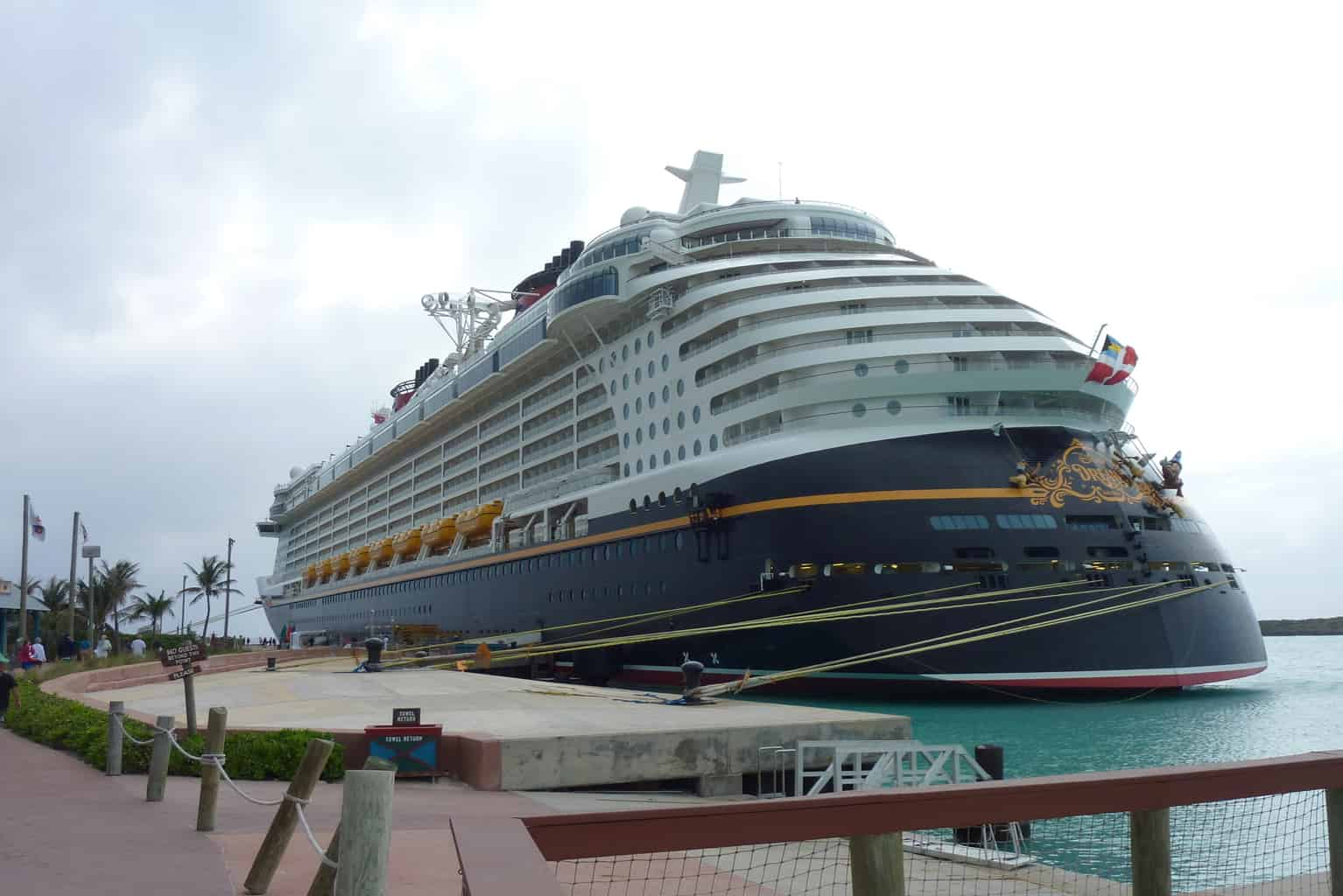 Disney Dream at Castaway Cay - 2012 35/366