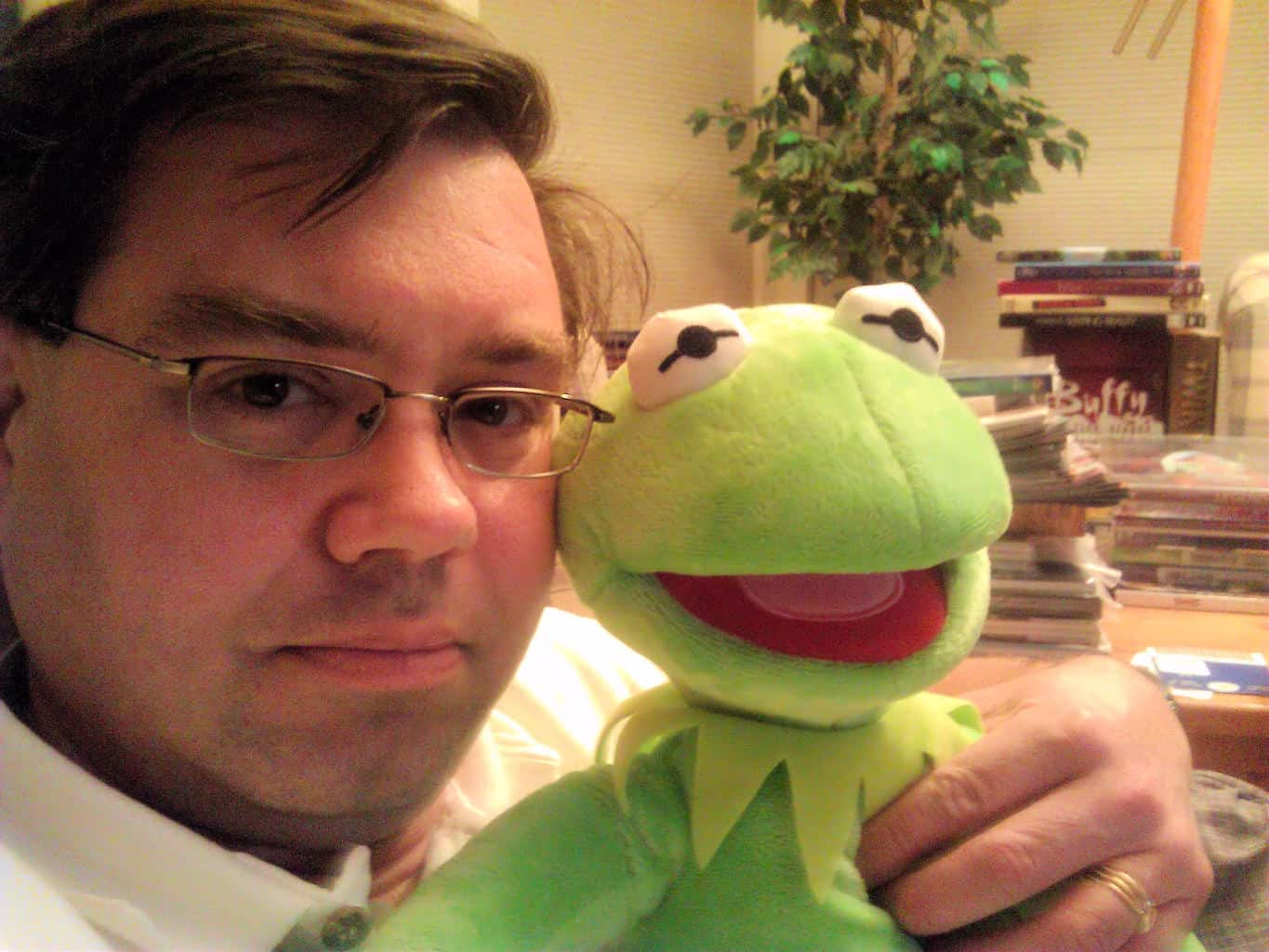 The Frog and I - 2012 58/366