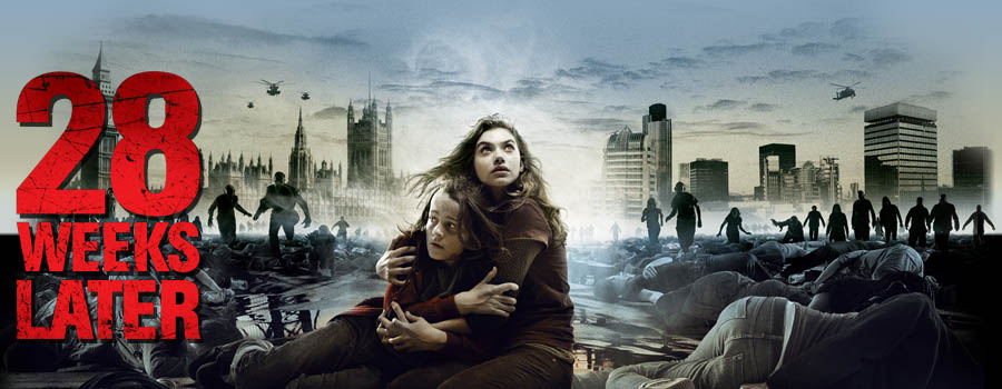 28 Weeks Later banner