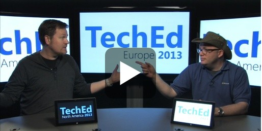 TechEd 2013 Countdown Show Episode 1