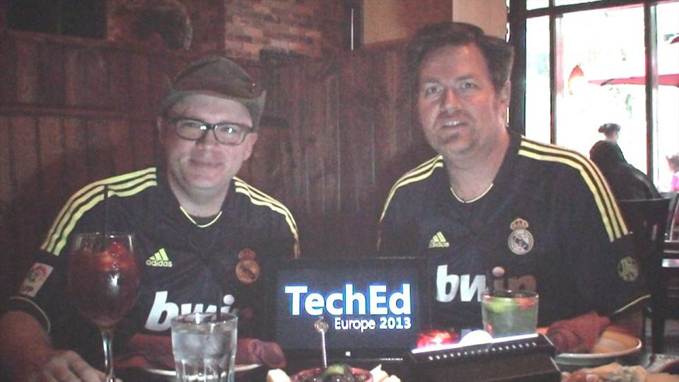 TechEd 2013 Countdown Episode 5