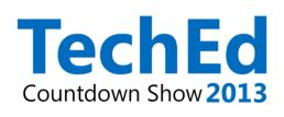 TechEd Countdown Show 2013