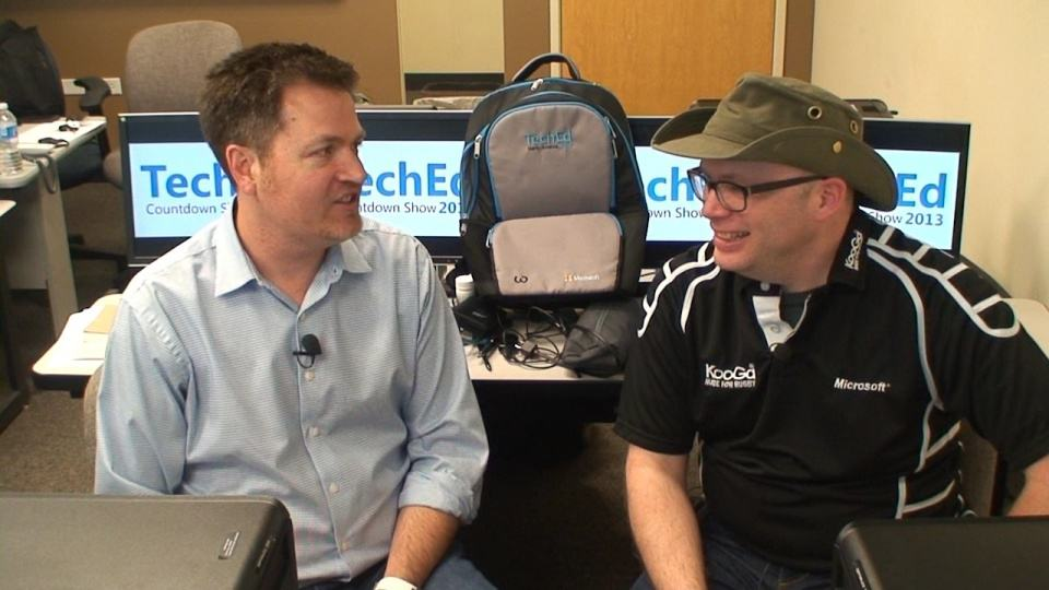 TechEd 2013 Countdown Show Ep. 6