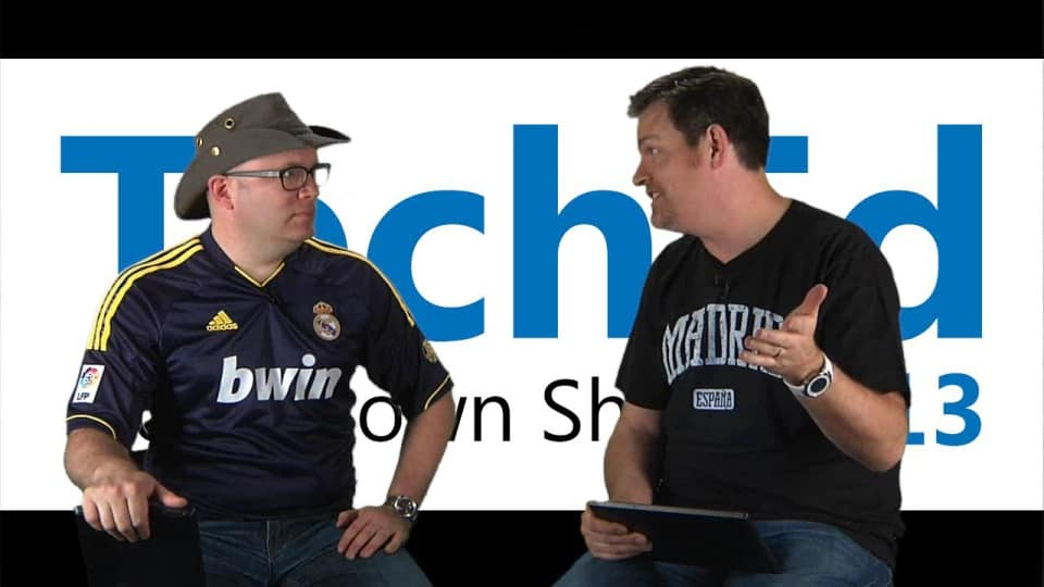 TechEd 2013 Countdown Show Episode 8