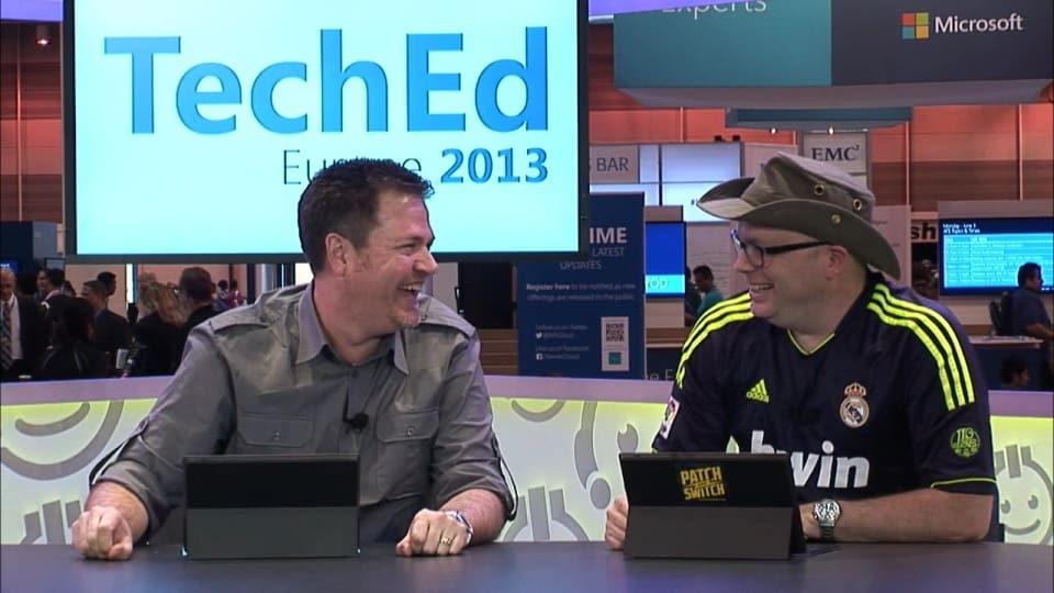 TechEd 2013 Countdown Show Episode 11