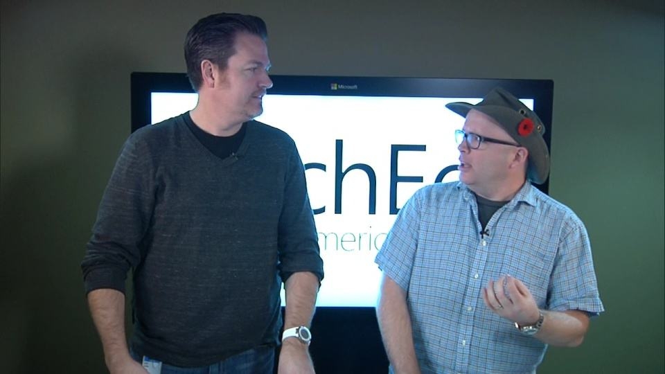 TechEd 2014 Countdown Show Episode 2