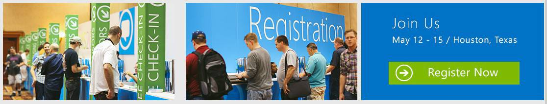 Microsoft TechEd NA 2014 - Register Now