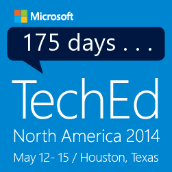 TechEd Countdown 175