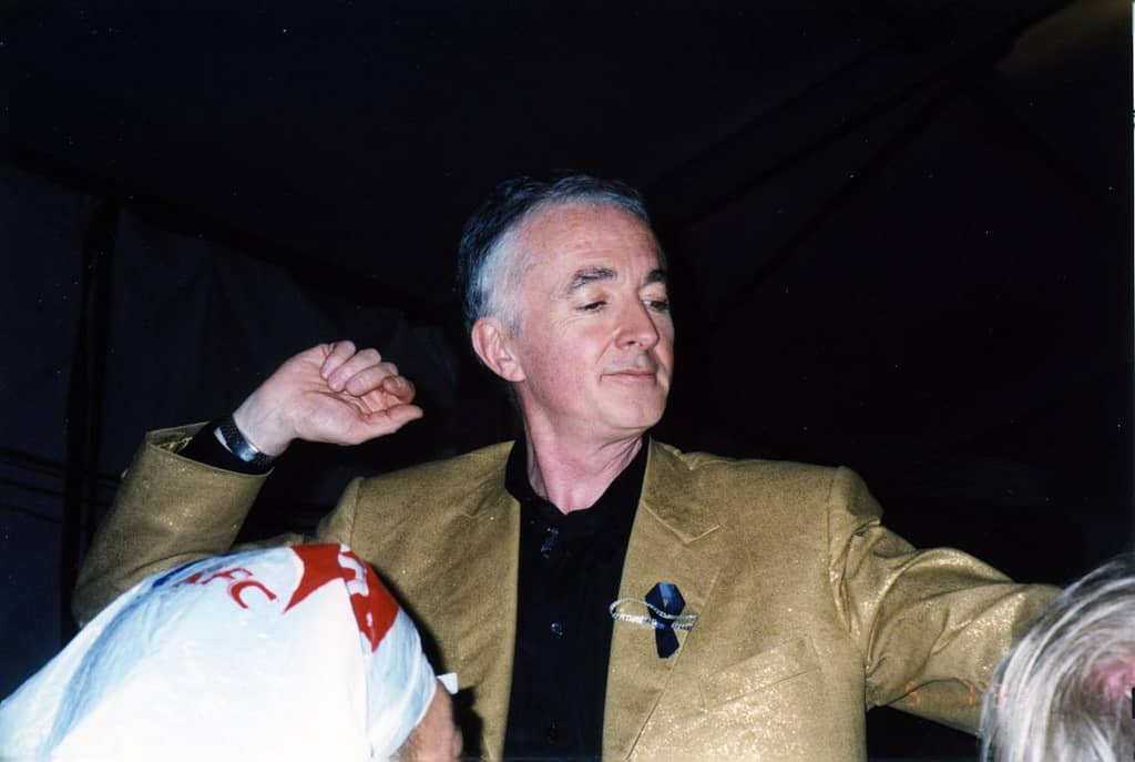 Anthony Daniels at Star Wars Celebration I