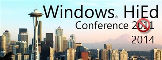 Windows in Higher Education 2014