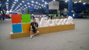 Me and Microsoft