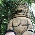 Me and the 50 Foot Tiki at the Mai Kai