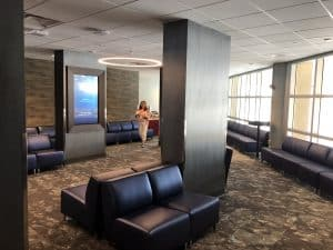 Princess Cruises Preferred Lounge