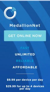 MedallionNet Internet