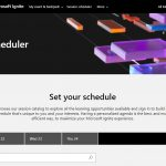 Microsoft Ignite 2020 Schedule Builder